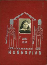 1952 Edition, James Monroe High School - Monrovian Yearbook (Bronx, NY)