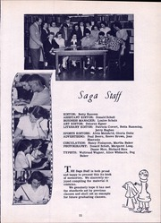 Page 13, 1950 Edition, Clarence Central School - Saga Yearbook (Clarence, NY) online yearbook collection