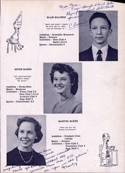 Page 17, 1950 Edition, Clarence Central School - Saga Yearbook (Clarence, NY) online yearbook collection