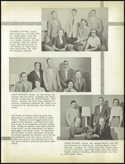 Page 15, 1956 Edition, Clarence Central School - Saga Yearbook (Clarence, NY) online yearbook collection