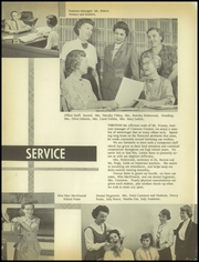 Page 16, 1956 Edition, Clarence Central School - Saga Yearbook (Clarence, NY) online yearbook collection