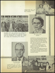 Page 17, 1956 Edition, Clarence Central School - Saga Yearbook (Clarence, NY) online yearbook collection