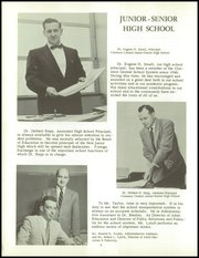 Page 14, 1958 Edition, Clarence Central School - Saga Yearbook (Clarence, NY) online yearbook collection