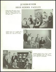 Page 16, 1958 Edition, Clarence Central School - Saga Yearbook (Clarence, NY) online yearbook collection