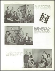 Page 17, 1958 Edition, Clarence Central School - Saga Yearbook (Clarence, NY) online yearbook collection