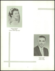 Page 8, 1958 Edition, Clarence Central School - Saga Yearbook (Clarence, NY) online yearbook collection