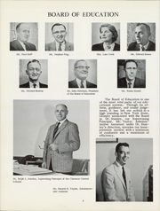 Page 10, 1959 Edition, Clarence Central School - Saga Yearbook (Clarence, NY) online yearbook collection