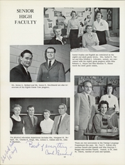 Page 14, 1959 Edition, Clarence Central School - Saga Yearbook (Clarence, NY) online yearbook collection