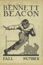 Page 1, 1927 Edition, Bennett High School - Beacon Yearbook (Buffalo, NY) online yearbook collection