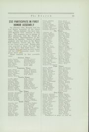 Page 15, 1927 Edition, Bennett High School - Beacon Yearbook (Buffalo, NY) online yearbook collection