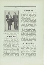 Page 17, 1927 Edition, Bennett High School - Beacon Yearbook (Buffalo, NY) online yearbook collection
