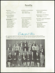 Page 10, 1954 Edition, Bennett High School - Beacon Yearbook (Buffalo, NY) online yearbook collection