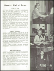 Page 17, 1954 Edition, Bennett High School - Beacon Yearbook (Buffalo, NY) online yearbook collection