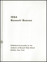 Page 5, 1954 Edition, Bennett High School - Beacon Yearbook (Buffalo, NY) online yearbook collection
