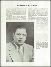 Page 8, 1954 Edition, Bennett High School - Beacon Yearbook (Buffalo, NY) online yearbook collection