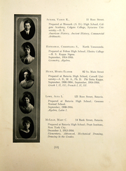 Page 15, 1916 Edition, Batavia High School - Batavian Yearbook (Batavia, NY) online yearbook collection