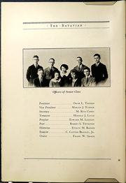 Page 16, 1922 Edition, Batavia High School - Batavian Yearbook (Batavia, NY) online yearbook collection