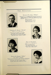Page 17, 1922 Edition, Batavia High School - Batavian Yearbook (Batavia, NY) online yearbook collection