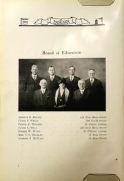 Page 14, 1928 Edition, Batavia High School - Batavian Yearbook (Batavia, NY) online yearbook collection