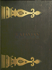 1931 Edition, Batavia High School - Batavian Yearbook (Batavia, NY)