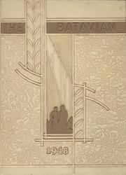 1948 Edition, Batavia High School - Batavian Yearbook (Batavia, NY)