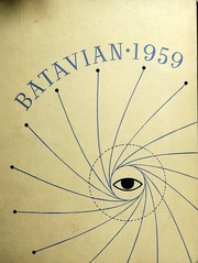 1959 Edition, Batavia High School - Batavian Yearbook (Batavia, NY)