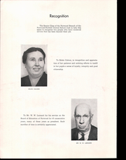 Page 8, 1950 Edition, Norwood Norfolk Central School - Keystoner Yearbook (Norwood, NY) online yearbook collection