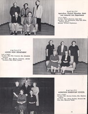 Page 16, 1954 Edition, Norwood Norfolk Central School - Keystoner Yearbook (Norwood, NY) online yearbook collection