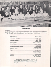 Page 8, 1954 Edition, Norwood Norfolk Central School - Keystoner Yearbook (Norwood, NY) online yearbook collection