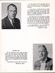 Page 10, 1957 Edition, Norwood Norfolk Central School - Keystoner Yearbook (Norwood, NY) online yearbook collection