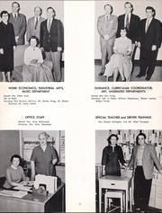 Page 12, 1957 Edition, Norwood Norfolk Central School - Keystoner Yearbook (Norwood, NY) online yearbook collection