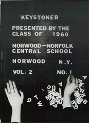 Page 5, 1960 Edition, Norwood Norfolk Central School - Keystoner Yearbook (Norwood, NY) online yearbook collection