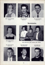 Page 12, 1962 Edition, Ilion High School - Mirror Yearbook (Ilion, NY) online yearbook collection