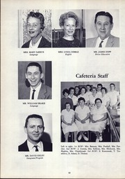 Page 14, 1962 Edition, Ilion High School - Mirror Yearbook (Ilion, NY) online yearbook collection