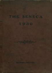 Page 1, 1930 Edition, Salamanca High School - Seneca Yearbook (Salamanca, NY) online yearbook collection