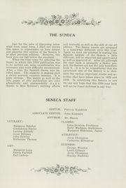 Page 11, 1930 Edition, Salamanca High School - Seneca Yearbook (Salamanca, NY) online yearbook collection