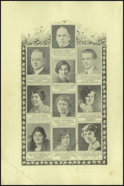 Page 10, 1931 Edition, Salamanca High School - Seneca Yearbook (Salamanca, NY) online yearbook collection