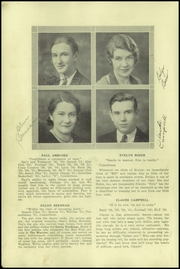 Page 16, 1931 Edition, Salamanca High School - Seneca Yearbook (Salamanca, NY) online yearbook collection