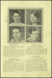 Page 17, 1931 Edition, Salamanca High School - Seneca Yearbook (Salamanca, NY) online yearbook collection