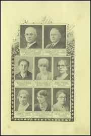 Page 9, 1931 Edition, Salamanca High School - Seneca Yearbook (Salamanca, NY) online yearbook collection