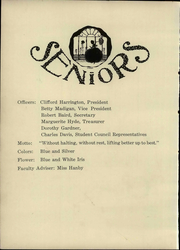 Page 16, 1932 Edition, Salamanca High School - Seneca Yearbook (Salamanca, NY) online yearbook collection