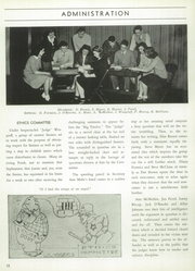 Page 16, 1948 Edition, Salamanca High School - Seneca Yearbook (Salamanca, NY) online yearbook collection