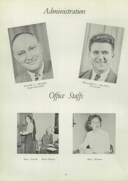 Page 16, 1951 Edition, Salamanca High School - Seneca Yearbook (Salamanca, NY) online yearbook collection