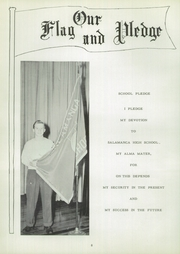 Page 12, 1952 Edition, Salamanca High School - Seneca Yearbook (Salamanca, NY) online yearbook collection