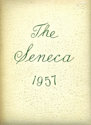 Page 1, 1957 Edition, Salamanca High School - Seneca Yearbook (Salamanca, NY) online yearbook collection