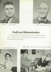 Page 12, 1957 Edition, Salamanca High School - Seneca Yearbook (Salamanca, NY) online yearbook collection