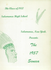 Page 5, 1957 Edition, Salamanca High School - Seneca Yearbook (Salamanca, NY) online yearbook collection