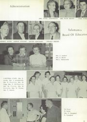 Page 15, 1958 Edition, Salamanca High School - Seneca Yearbook (Salamanca, NY) online yearbook collection