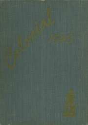 1943 Edition, Hempstead Senior High School - Colonial Yearbook (Hempstead, NY)