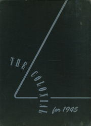 1945 Edition, Hempstead Senior High School - Colonial Yearbook (Hempstead, NY)